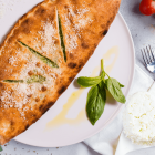 Calzone ricotta e spinaci