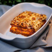 Lasagna Bolognese al forno